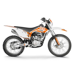 Moto Cross 4T 250cc, Cross 2T 85cc et 105cc Motocross enduro 250cc 21/18 - KAYO T4