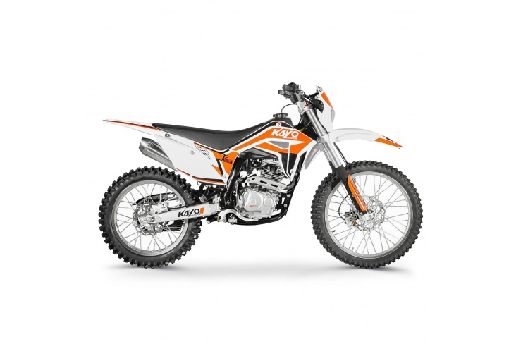 Motocross enduro 250cc 21/18 - KAYO T4