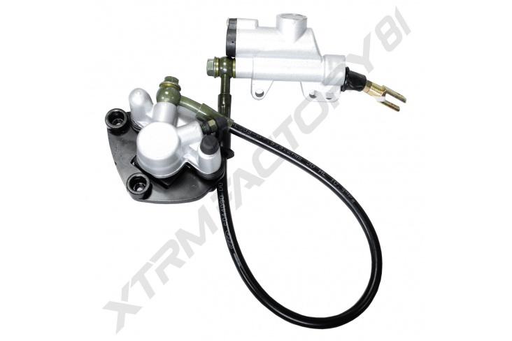 Système frein hydraulique arrière M50 9CV