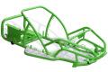 Châssis cadre kart électrique 1000W