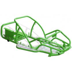 Châssis cadre kart électrique