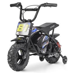 Moto électrique Pocket bike enfant électrique 250W - E-SUPERBIKE