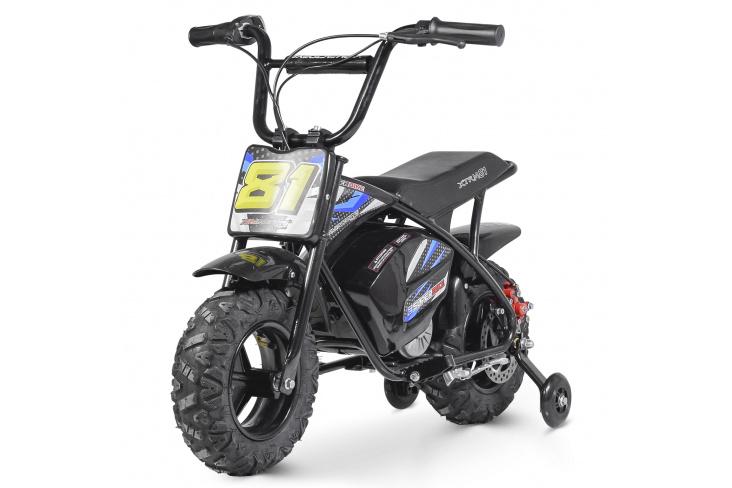 Pocket bike enfant électrique 250W - E-SUPERBIKE