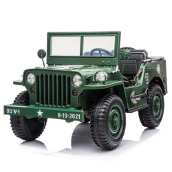 Véhicules Enfant Mini Jeep Willys