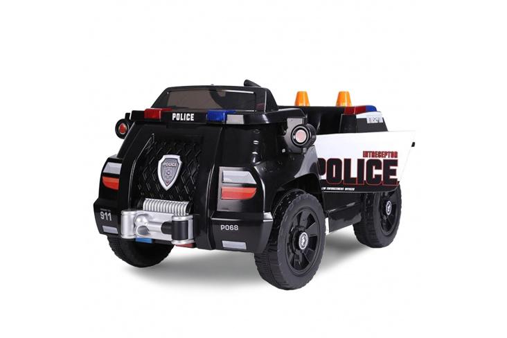 Mini camion police
