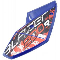 Garde boue arrière gauche buggy 200cc bleu