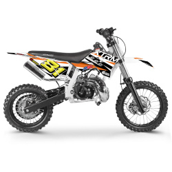 50cc 2T - 60cc 4T - 70cc 4T - Mini moto cross enfant Moto cross enfant 50cc 2T Roues 14/12