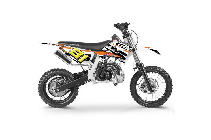 Moto cross enfant 50cc 2T Roues 14/12