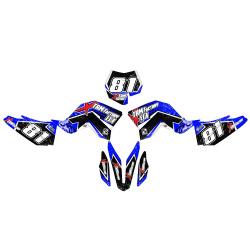 Pièces détachées Kit déco pour mini motocross M50 version 2018/2019