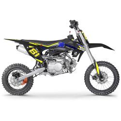 Dirt bike | 90 à 140cc  Dirt bike 125cc - 14/12 - MX125