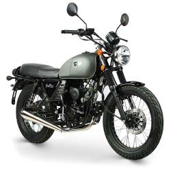 Motos homologuées Moto vintage Masai Greystone 50 Homologuée