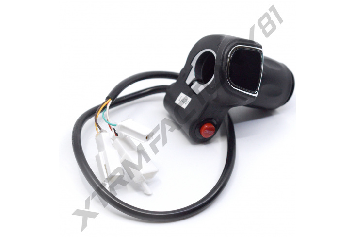Poignée d'accélération pour Mini SX 1300W 48V