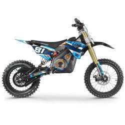 Moto électrique Motocross électrique enfant 1300W 14/12 - SX