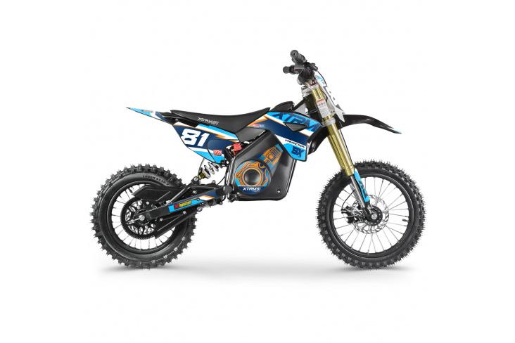 Motocross électrique enfant 1300W 14/12 - SX