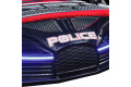 Lit voiture enfant MOON AERO POLICE (KRD)