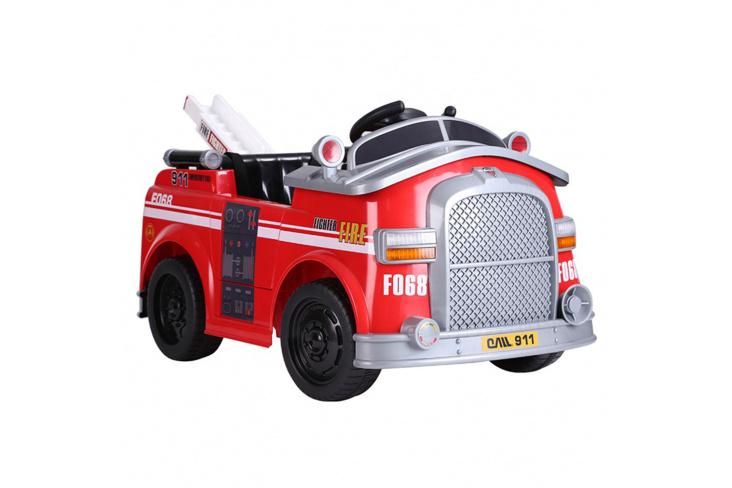 Mini camion pompier