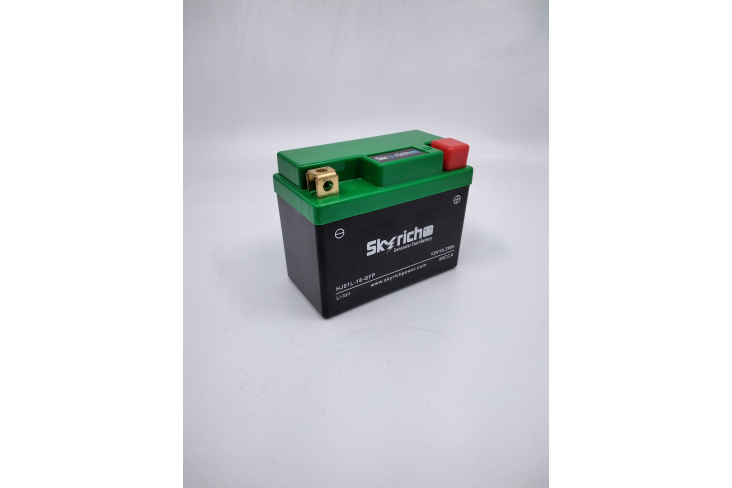 Batterie lithium 12v 4ah
