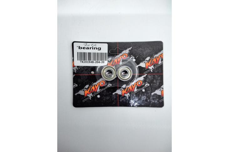 Roulement 608ZZ 8X22X7 mm (PAIRE)