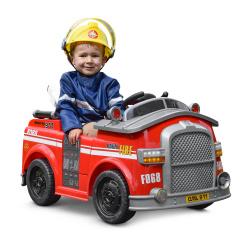 VÉHICULES ENFANT  Mini camion pompier