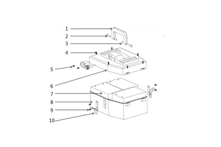 G / Pack batterie Dynostar