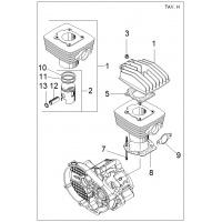 M / Vue moteur partie 6