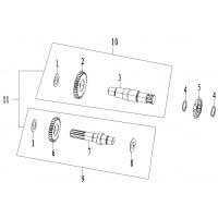 ZA / Arbre de transmission