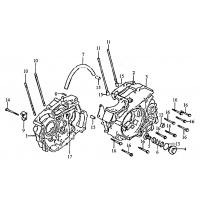 ZA / Carters moteur