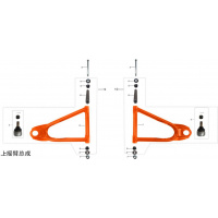 J / Triangles supérieurs
