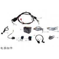 Q / Faisceau et composants électriques, optiques