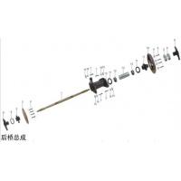Q /Arbre de transmission