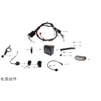 T / Faisceau et composants électriques, optiques