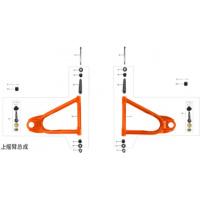 K / Triangles supérieurs