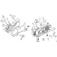 ZE / Carters moteur
