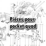 Pièces pocket quad