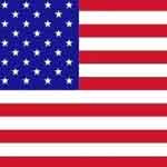 Amerique flag