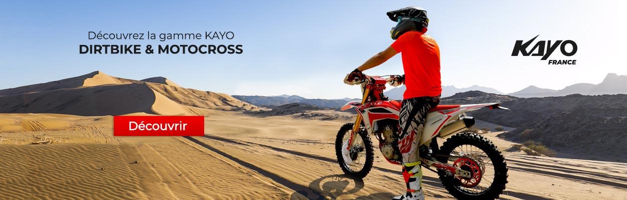 Dirtbike et motocross KAYO