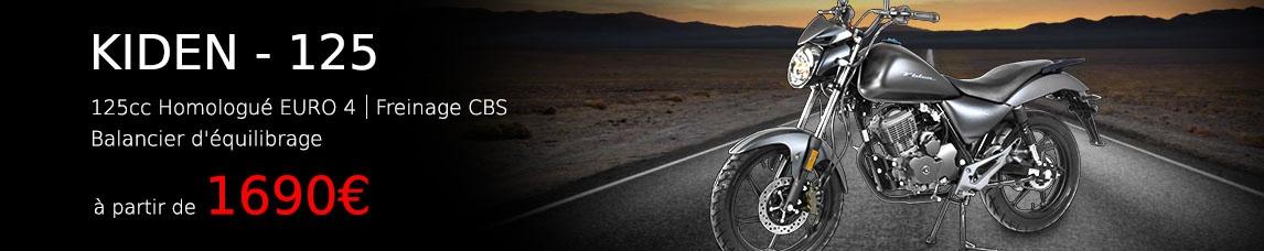 Motos 125cc homologuées idéales pour un usage routier quotidien